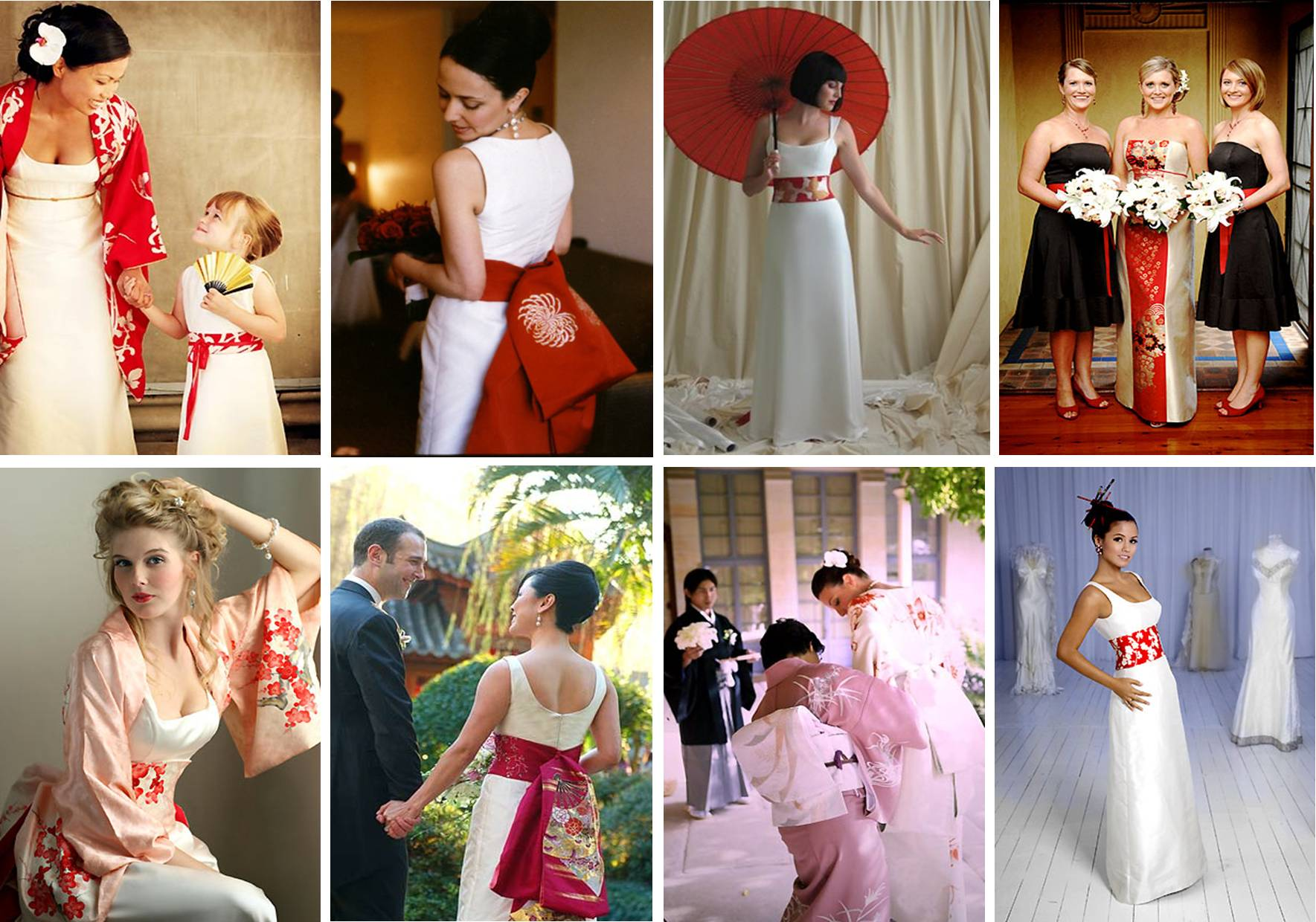 Japanese Inspired Gowns – fashion dresses